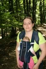 2.Monat/29598/sophies-erste-wanderung-auf-den-aninger Sophies erste Wanderung auf den Aninger. Hui ist das anstrengend